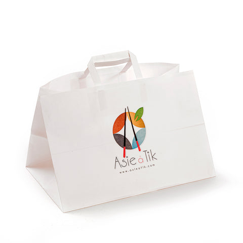 Papier take away tas AAT