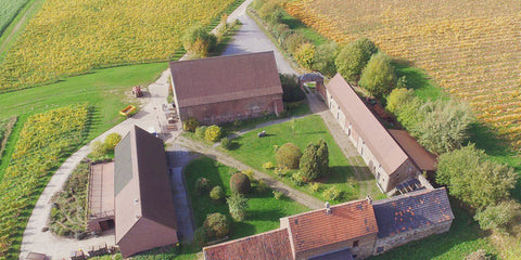 Domaine Viticole du Chenoy from above