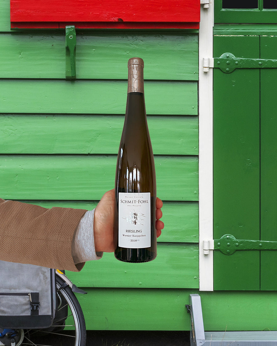 Riesling Wormer Koeppchen 2018
