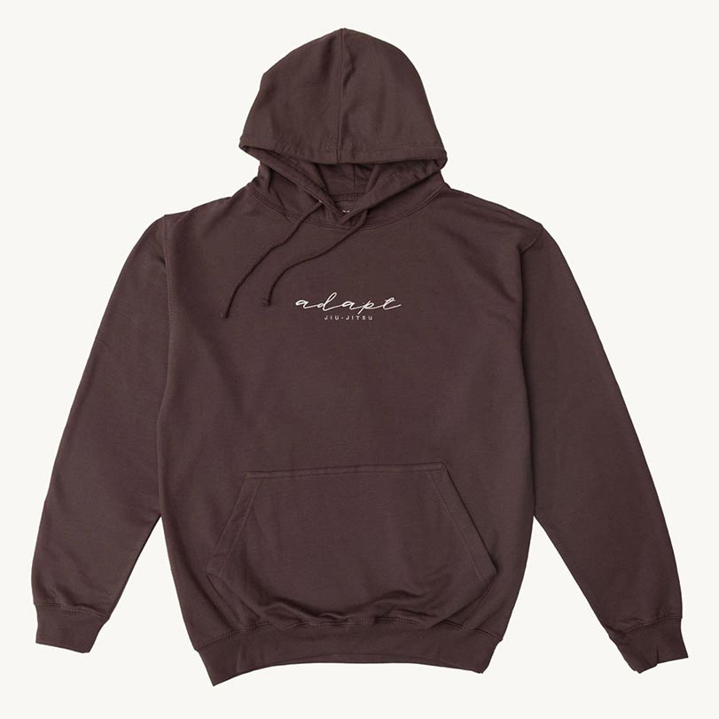 Mulberry Embroidered Hoodie H#002
