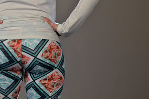 Leggings sport - Sublime Corail