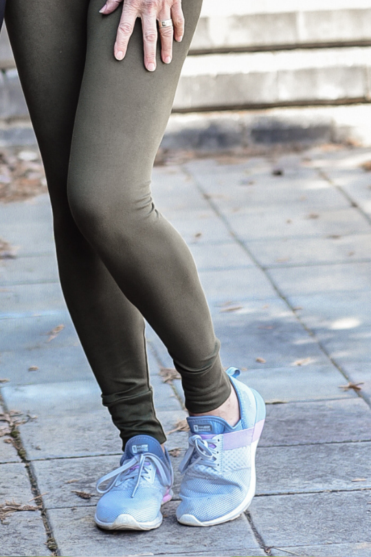Leggings casual - Olive