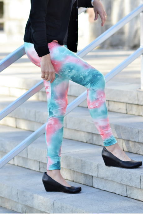 Leggings casual- Ciel