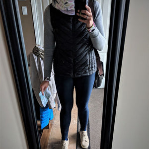 Leggings casual- Marine