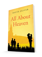 Load image into Gallery viewer, all about heaven by david oliver book image