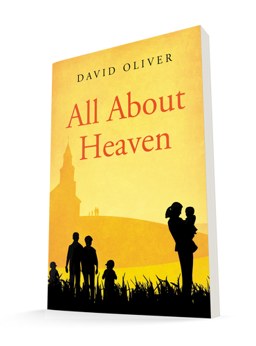 all about heaven by david oliver book image