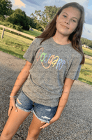 Youth Ice Cream Font Spirit Tee
