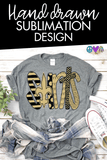 Saints Sublimation Design! Perfect for Sublimation Printing and Sublimation T-shirts. Download the hand drawn PNG from Peace Love Paint Designs here.