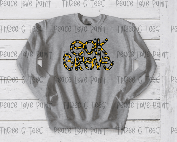 Oak Grove Leo Sweatshirt