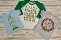 Buddy the Elf Youth/Toddler Tee