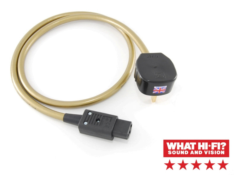 Copper Line Alpha One Power Cable Clearer Audio