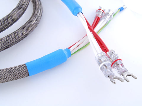 Silver-line Speaker Cable