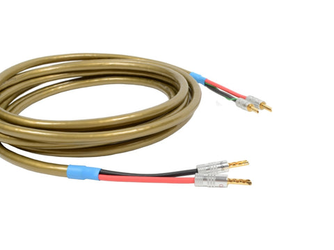 Copper-line Alpha Shield Speaker Cable