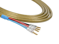Copper-line Alpha Shield Bi-wire Speaker Cable