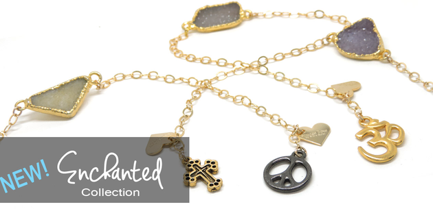 Enchanted Collection - Druzy Bracelets