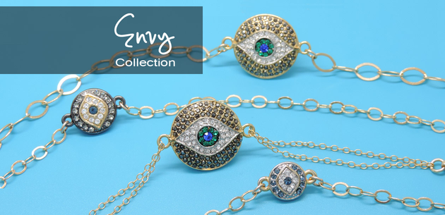 Envy Collection - Evil Eye Bracelets
