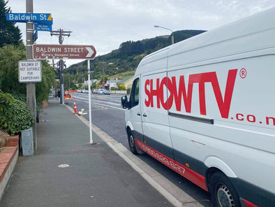 Show TV Is On The Road Again And Happy To Be Back!