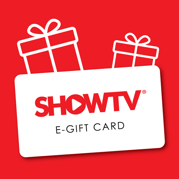 Show TV New Zealand Electronic Gift Card