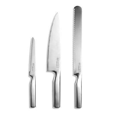 Woll Edge 3pc Essential Knife Set