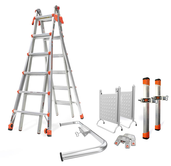 Little Giant™ 7m (6 step) Ladder Bundle Special