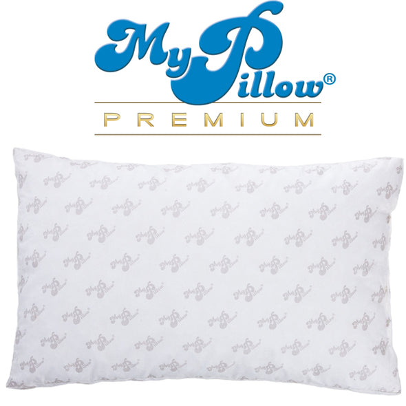 My Pillow - Standard/Queen Bed Premium Pillow-Level 4 (Blue)