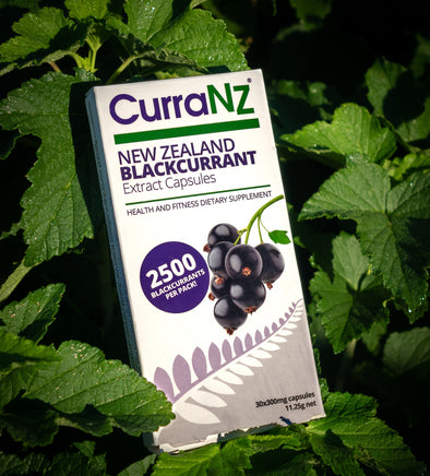 CurraNZ™ New Zealand Blackcurrant Capsules