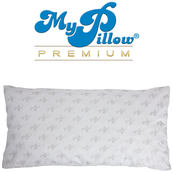My Pillow - Extra Long/King Bed Premium Pillow-Level 3 (Green)