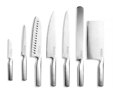 Woll Edge 7pc Knife Set