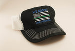 The Randy - Thin Line Hat