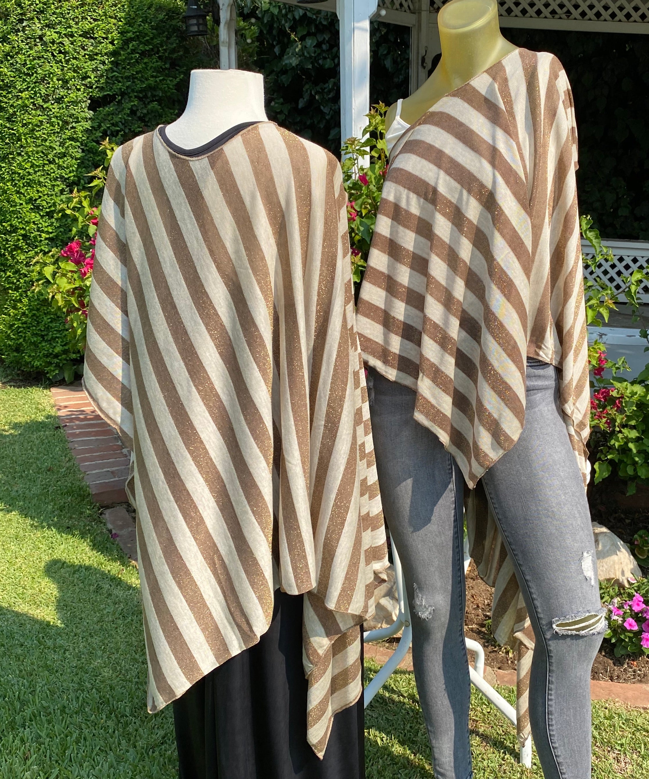 Golden Stripes For Fashion 51474