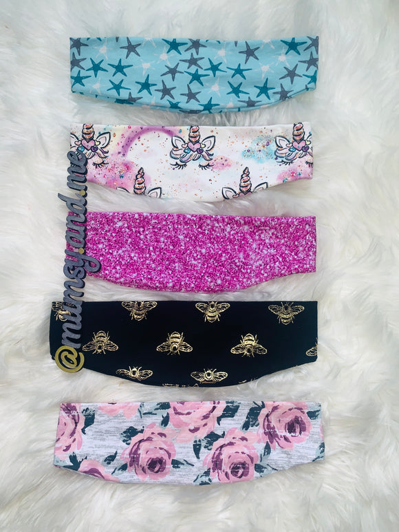 Adult head bands