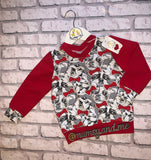 Bulldog Sweater 9-12