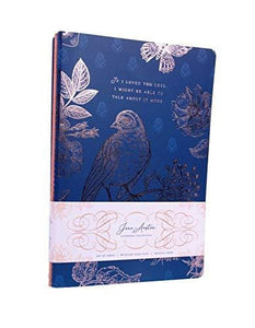 Jane Austen Notebook Collection - Set of 3