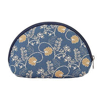 Inspire Collection - Jane Austen Blue Make-up Bag