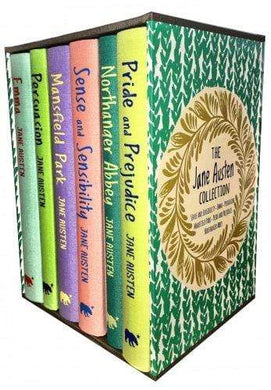 The Jane Austen Collection Box Set