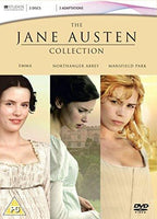 The Jane Austen ITV Collection - DVD