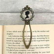 Load image into Gallery viewer, Pride And Prejudice Bookmark - Elizabeth Bennet