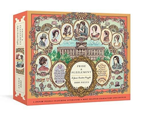 Pride and Puzzlement - A Jane Austen Jigsaw Puzzle