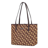 Inspire Collection - Jane Austen Oak Leaf Tote Bag