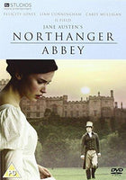 Northanger Abbey - DVD -  thejaneaustenshop.co.uk