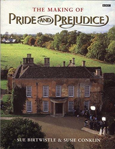The Making of Pride and Prejudice Book
