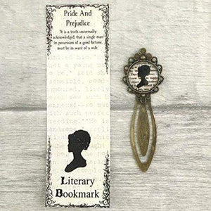 Pride And Prejudice Bookmark - Elizabeth Bennet
