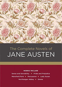 The Complete Novels of Jane Austen - Chartwell Classics Hardback
