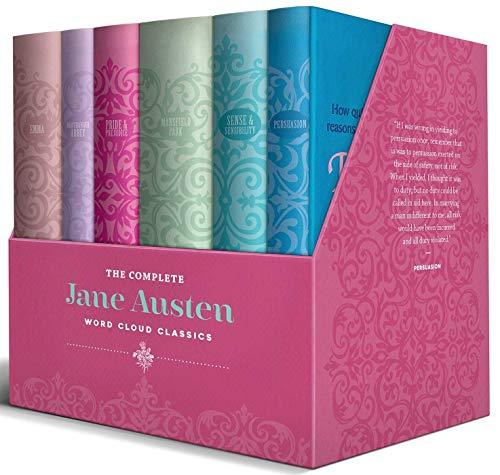 The Complete Jane Austen Boxed Set