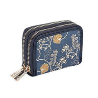 Inspire Collection - Jane Austen Blue Credit Card Wallet