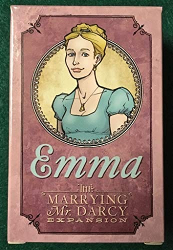 Marrying Mr. Darcy: Emma Expansion