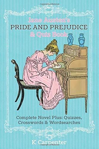 Jane Austen's Pride and Prejudice & Quiz Book -  thejaneaustenshop.co.uk