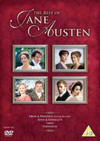 The Best of Jane Austen DVD Set