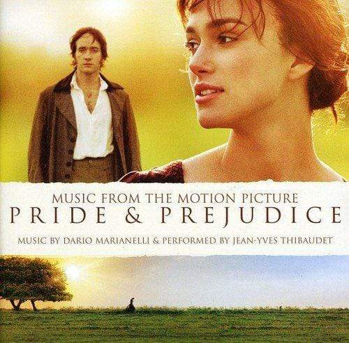 Music from the Motion Picture 'Pride and Prejudice' -  thejaneaustenshop.co.uk