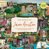 The World of Jane Austen - A Jigsaw Puzzle